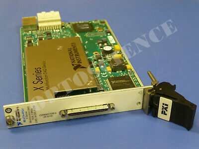 National Instruments PXIe-6361 NI DAQ Card, X-Series, Multifunction
