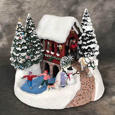 2018 Thomas Kinkade Snowfall Dreams Collectible - Lowest Price - Fast Shipping!