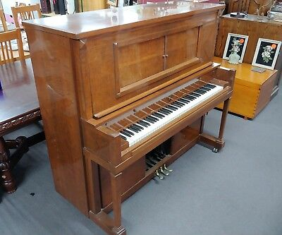 Marshall And Wendell Player Piano