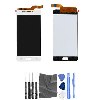 US Asus Zenfone 4 Max ZC520KL 5.2 Touch Screen Digitizer+LCD Display+Tools White