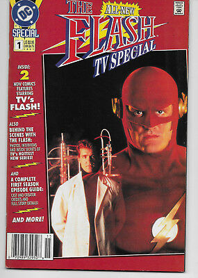 The All-New Flash Tv Special 1 Photo Cover Giant Sized