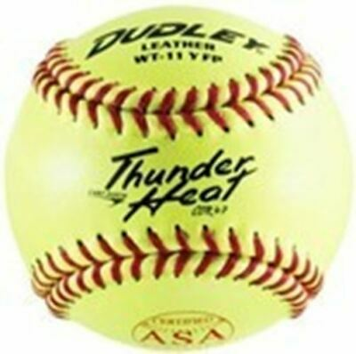 Dudley WT12Y ASA Thunder Heat 47/ 375 Softball