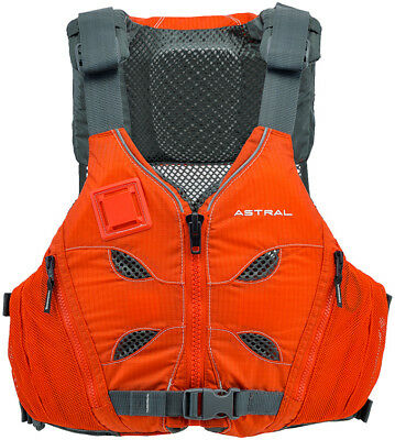 Astral V-Eight Kajak Paddlerweste burnt orange M/L