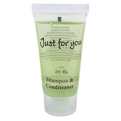 Just for You Shampoo and Conditioner (Pack of 100) (Next working day to UK)