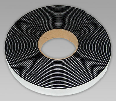 NEOPRENE SPONGE SELF ADHESIVE TAPE - Various Sizes - FREE & QUICK POSTAGE..