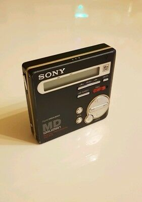 sony MD Walkman MZ-R70 Mini Disc