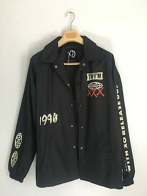 THE WEEKND XO Coaches OVERDOSE jacket size small