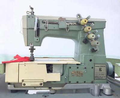 KANSAI SPECIAL V400F 400Needle 40Thread Coverstitch Industrial Delectable Industrial Sewing Machine Thread