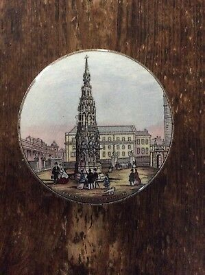Antique Prattware pot lid – ELEANOR CROSS LONDON