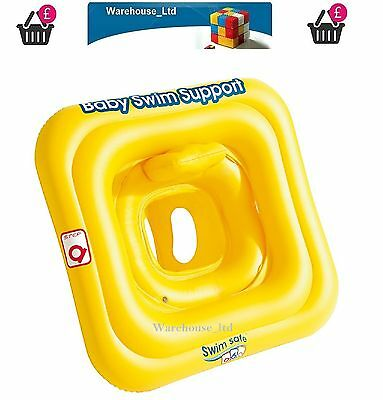 Bestway Baby Seat for 0-1 Years (Up to 11 kg) Pool Swimming Inflatable Float
