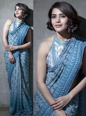Indian Party Wear Vivo Silk Top Dyd Style Printed Casual Saree For Women