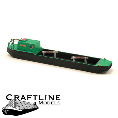 CRAFTLINE MODELS CANAL MAINTEMANCE NARROW BOAT CMB42  00 4mm KIT