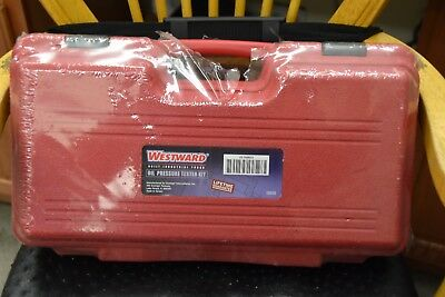 WESTWARD 1UBG3 Tester Kit, Oil Pressure BRAND NEW SEALED 1Y WARRANTY FREE S/H