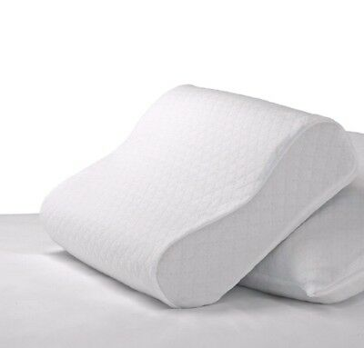 Healthy Nights Cool Finish Pillow Protector for Contour Memory Foam Pillows
