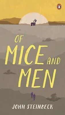 Of Mice and Men Paperback by John Steinbeck