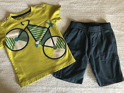 Boys Tea Collection Bicycle Set 2t 3t