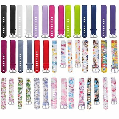 Kids Soft Replacement Wrist Band Watch Strap For Fitbit ACE Smart Bracelet - AU