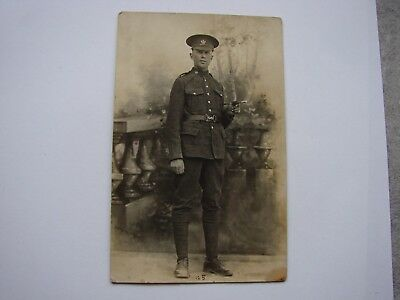"Canada WW1 CEF Military Postcard The 121st Battalion ""Western Irish"""