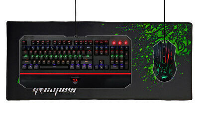 Razer Goliathus Gaming Mauspad XXL Anti-Rutsch Mousepad Maus Pad 700 x 300 mm