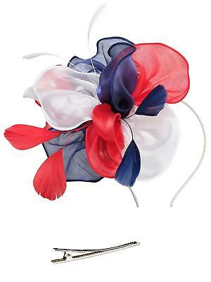 6d290bfa631 Zivyes Fascinators Hat for Women Tea Party Headband Kentucky Derby Wedding