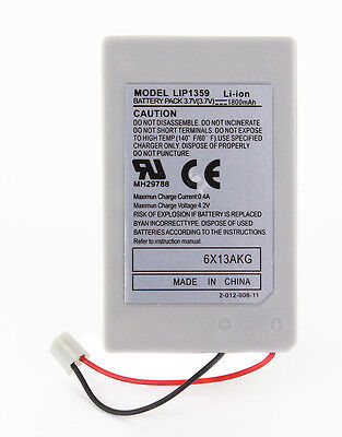 Akku Batterie Battery Sony PlayStation 3 PS3 Controller LIP1359 LIP1472 LIP1859