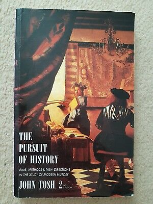The Pursuit of History, John Tosh, 2nd Edition