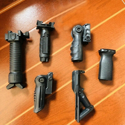 Nylon Handle Grip for Gel Ball Blaster JinMing Gen8 M4A1 Toy Gun Accessories