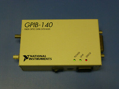 National Instruments NI GPIB-140 Fiber-Optic GPIB Bus Extender