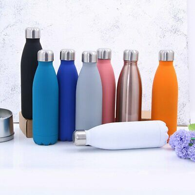 1000ML Stainless Steel Swell Bottle Creative Insulation Cup Gym Sport Travel AU