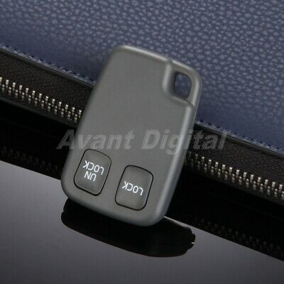 Car Key Shell Case for Volvo S40 S60 S80 V70 XC70 XC90 Remote 2 Buttons Replace