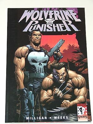 Wolverine / Punisher TPB (2004 Marvel)