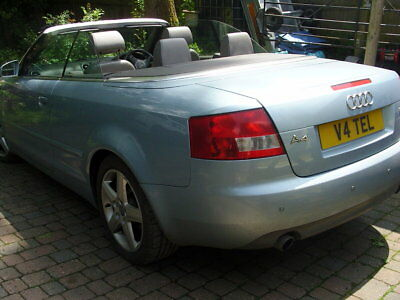 audi a4 cabriolet sport for sale or swap motorbike why