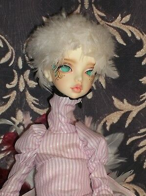 Full Set Doll Chateau Queena with custom face up, 1/4 MSD BJD