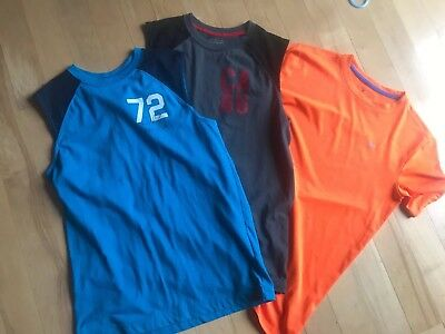 Youth Boy's OLD NAVY +Active Graphic T-Shirt Sleeveless Tank Size XL 14-16 lot