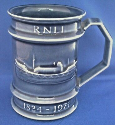 Royal National Lifeboat Institution (Rnli). Holkham Tankard Honouring 150 Yrs