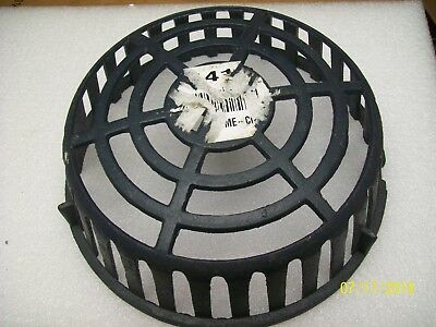 "Zurn 12-1/2"" CAST IRON DRAIN DOME COVER FITS P100"
