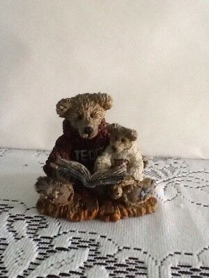 Vintage 1993 Boyds Bears And Friends Ted And Teddy #2223 1993