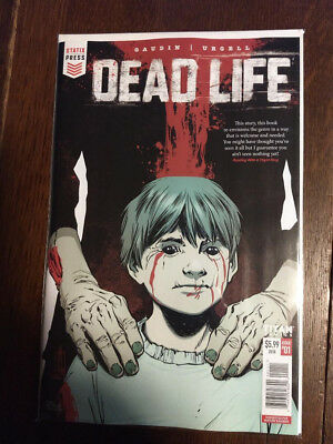 Dead Life #1 (of 3) FC 56 pgs Variant Covers