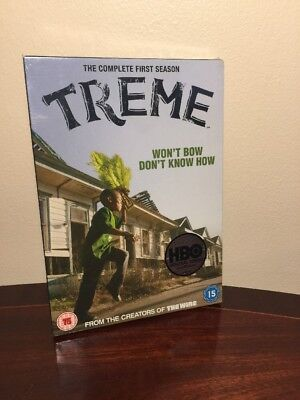 Treme: Season 1 Box Set (DVD ) (C-15) HBO *BRAND NEW AND SEALED*