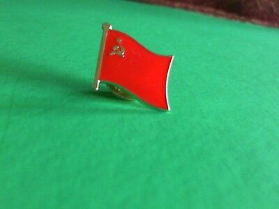 Soviet Union USSR Flag Pin Badge Tie Tack! New Russia Russian Communist