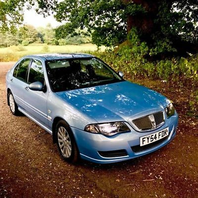 Rover 45 Mk2 turbo diesel Special Edition rare colour change paintwork from new