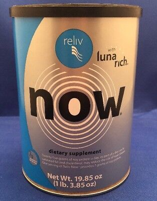 Reliv Now With Lunarich Fresh