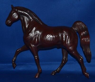 Hartland Horse~1964-65~Cherry Woodcut Tennessee Walker~Wood cut~RARE