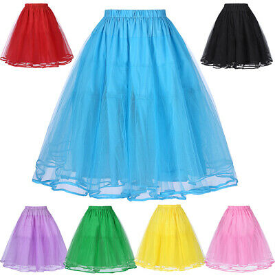 Wedding Petticoat/Bridal Hoop Hoopless Crinoline/Prom Underskirt/Fancy Skirt 50S