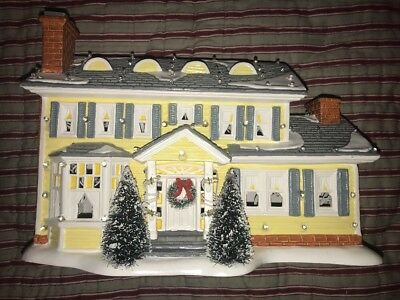 Dept 56 SV Christmas Vacation Griswold Holiday House #4030733 **ISSUES**