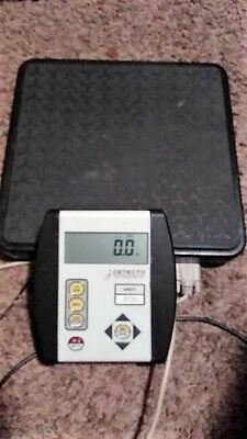 Detecto Scale DR400-750 Portable Phycian Scale