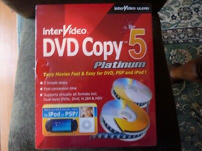 Intervideo - Dvd Copy Platinum 5