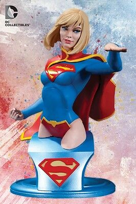 Supergirl Bust DC Comics Super-Heroes New 52 Jim Lee DC Collectibles SEALED