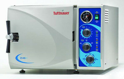 Tuttnauer 2540M - Manual Autoclave Steam Sterilizer ***brand New***