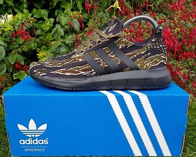 competitive price 66bc8 650ca BNWB   Authentic Adidas Originals ® Swift Run Cargo Camo Trainers UK Size  8.5